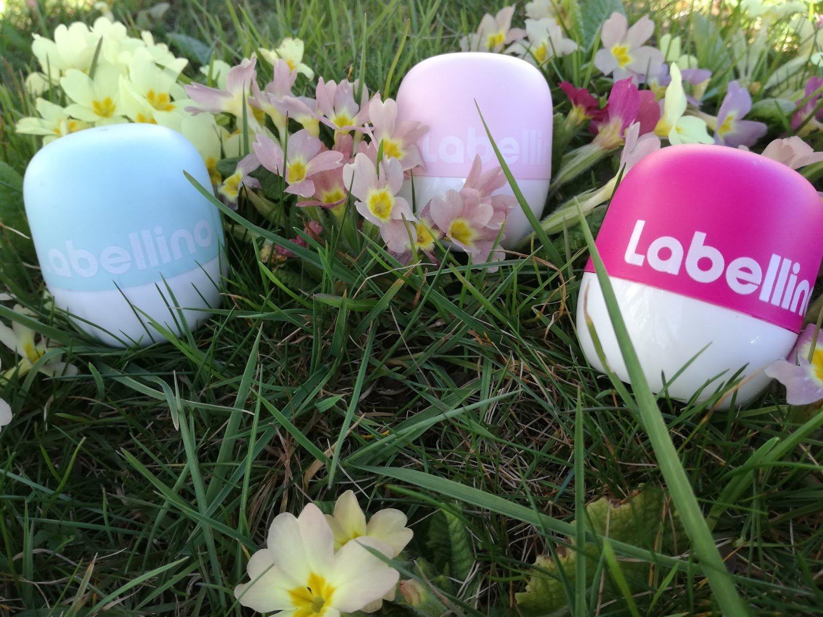 Sladke pomladne ustnice z Labellino