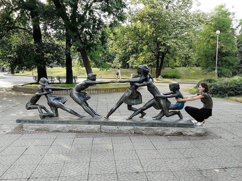sofija bolgarija v dveh dneh spomenik