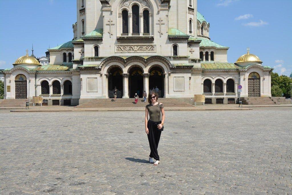 sofija bolgarija v dveh dneh alexander nevsky katedrala