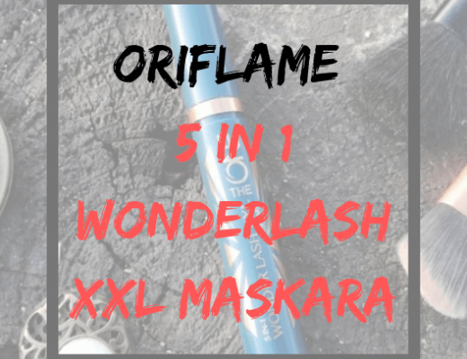 oriflame 5 in 1 wonderlash xxl maskara