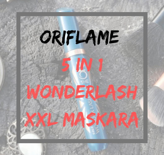 oriflame 5 in 1 wonderlash xxl maskara