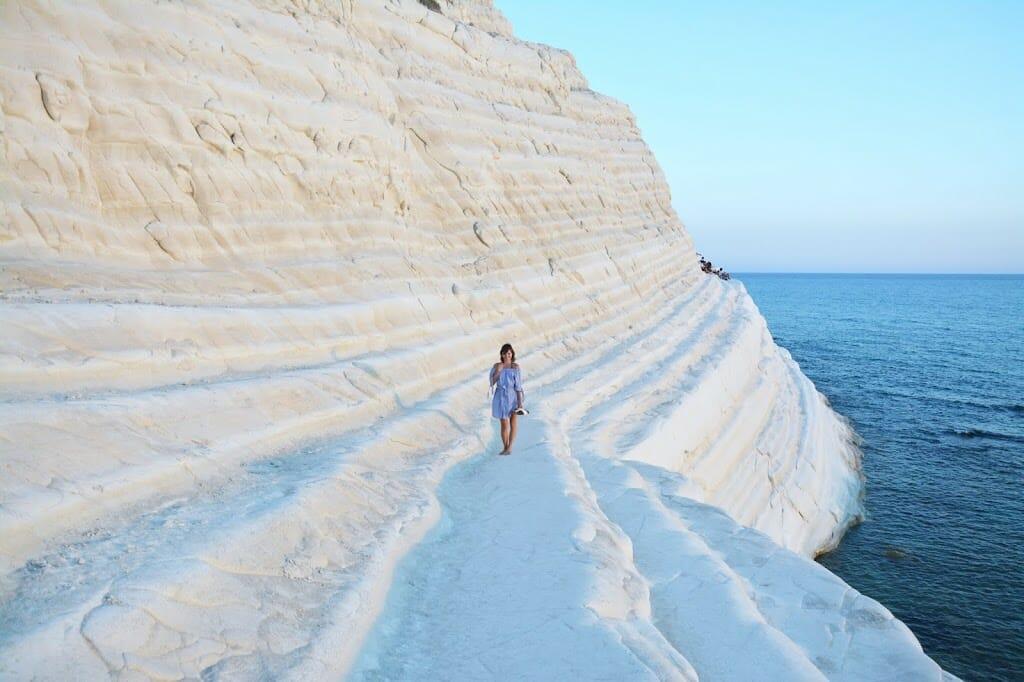 Travel with me: Scala dei Turchi, Sicily