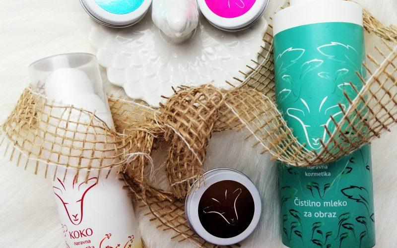 koko-kozmetika-čistilno-mleko-krema-za-obraz-ocena