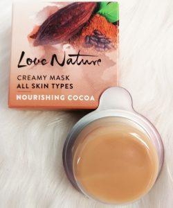 oriflame-love-nature-face-masks-nourishing-cocoa