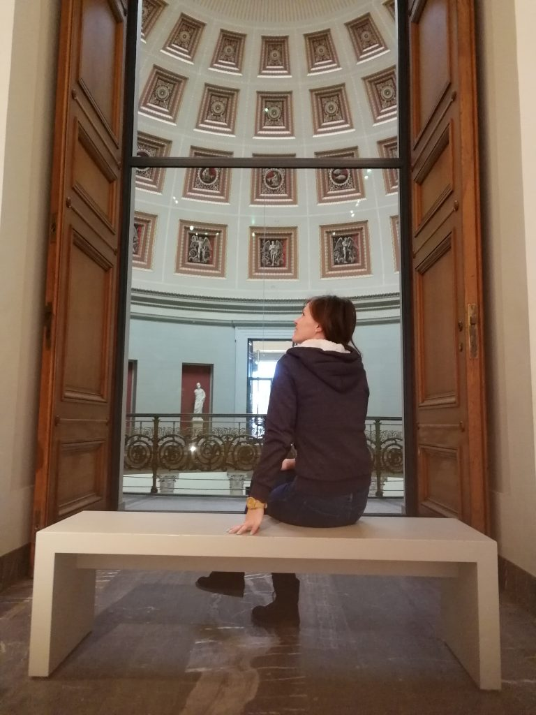 muzeji v berlinu museum island