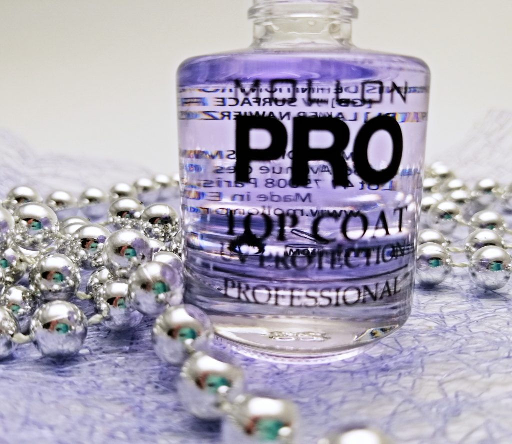 Mollon Pro UV Protection top coat