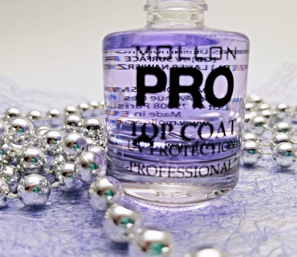 Mollon Pro UV Protection top coat