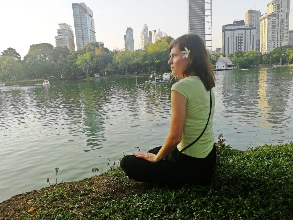 three-days-bangkok-itinerary-lumpini-park
