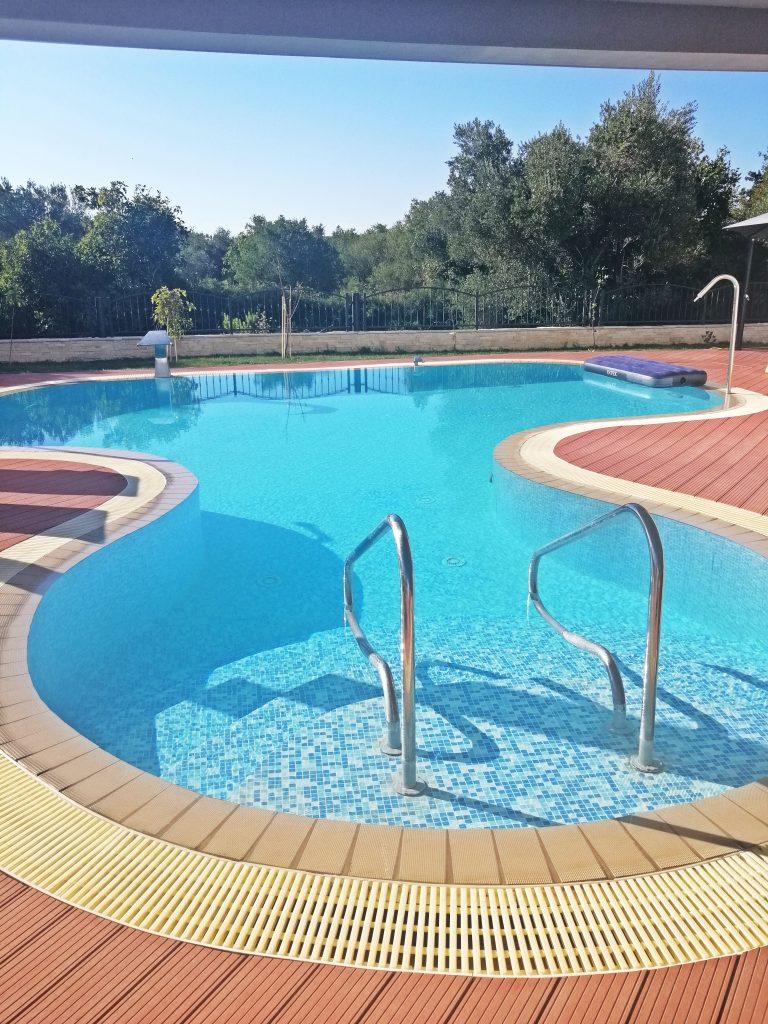spa villa natura sukošan zadar prenočišče bazen