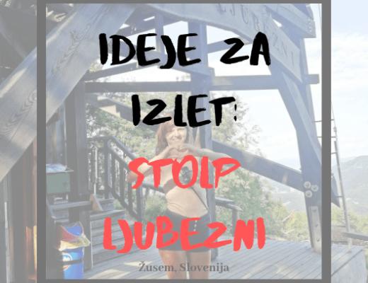 stolp ljubezni zusem slovenija izlet
