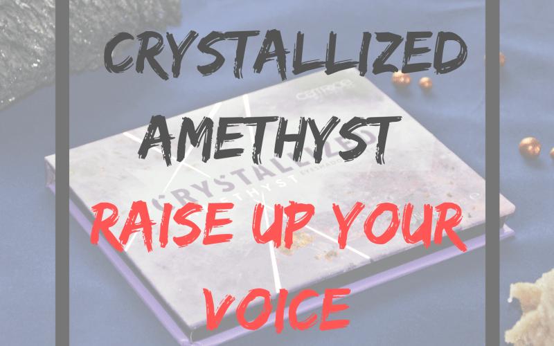 Catrice Crystallized Amethyst paleta senčil za oči