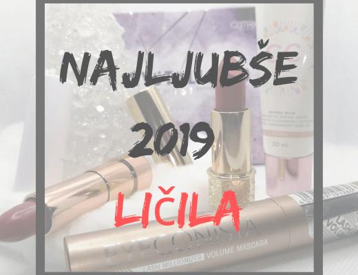 najljubše-2019-ličila